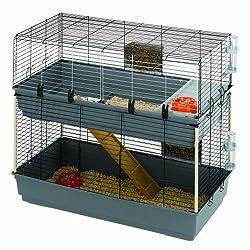 Large Rabbit Cages Blue