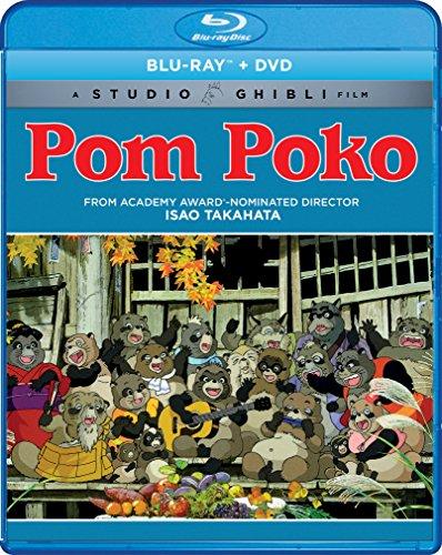 Pom Poko/ [Blu-ray] [Import]