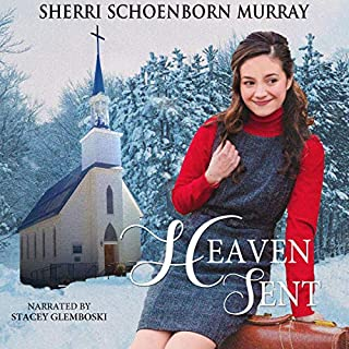 Heaven Sent     A Christmas Romance              By:                                                                                                                                 Sherri Schoenborn Murray                               Narrated by:                                                                                                                                 Stacey Glemboski                      Length: 7 hrs and 28 mins     29 ratings     Overall 4.5