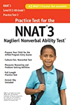 Practice Test for the Naglieri Nonverbal Ability Test (NNAT) Grades 3-4 Level D by Mercer Publishing (2008) Paperback