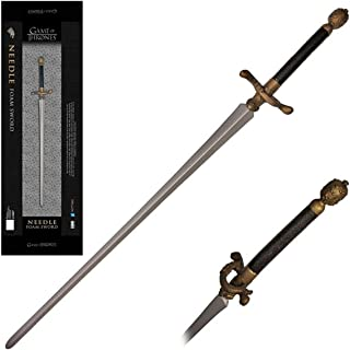 comprar comparacion Neptune Juego De Tronos - Espada Réplica Aguja de Arya Stark, Multicolor, 71 cm