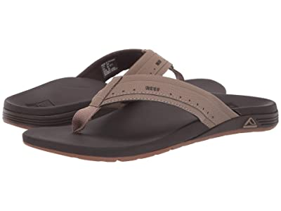 Reef Ortho-Spring (Brown) Men