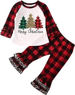 Geagodelia Merry Christmas - Pijama de Manga Larga para bebé