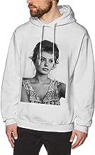 YumeeTshirt Sophia Loren Teenagers Cool Gray Hoodies