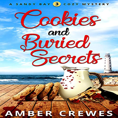 Cookies and Buried Secrets audiobook cover art