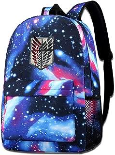 Scouting Legion Alternative Shoulder Bag Fashion School Star Printed Bag