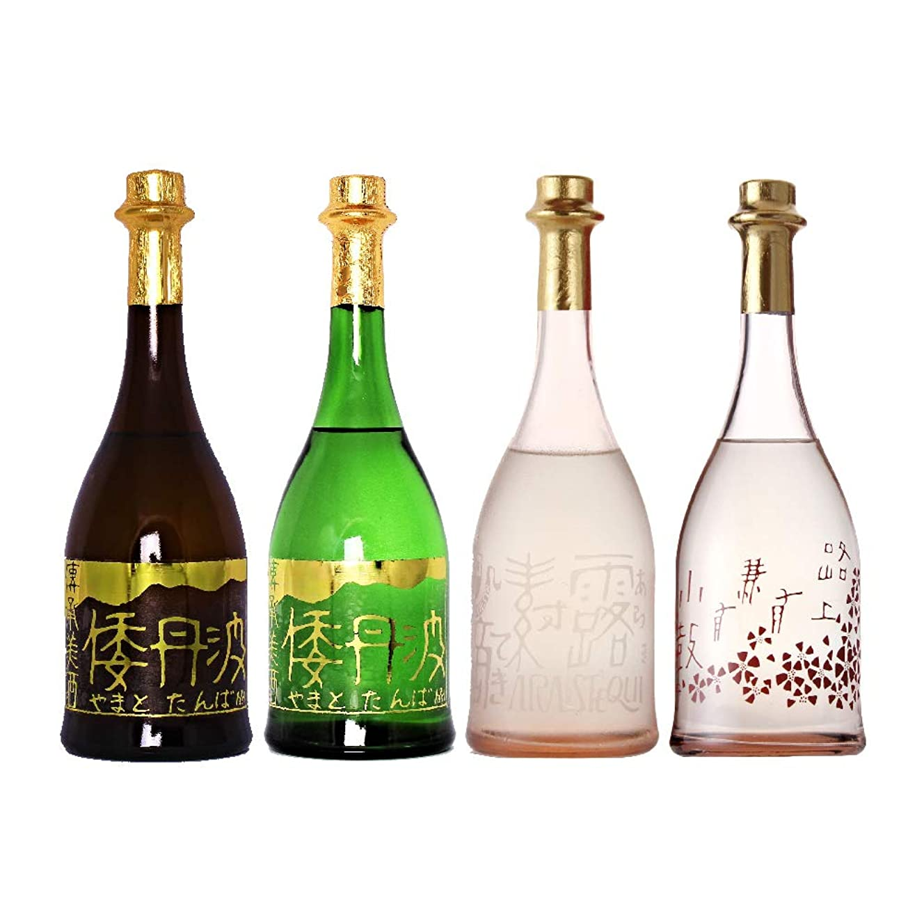 器官ドールオプショナル【日本酒マニア必見】酵母&酒米飲み比べセット 720ml×4本