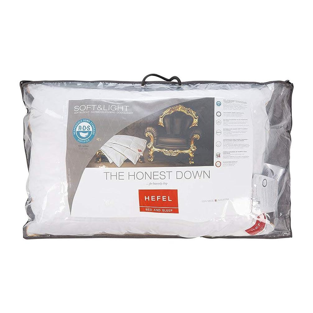 キモい法律ダイエットHefel ゴールドダウン枕 - 50x75cm