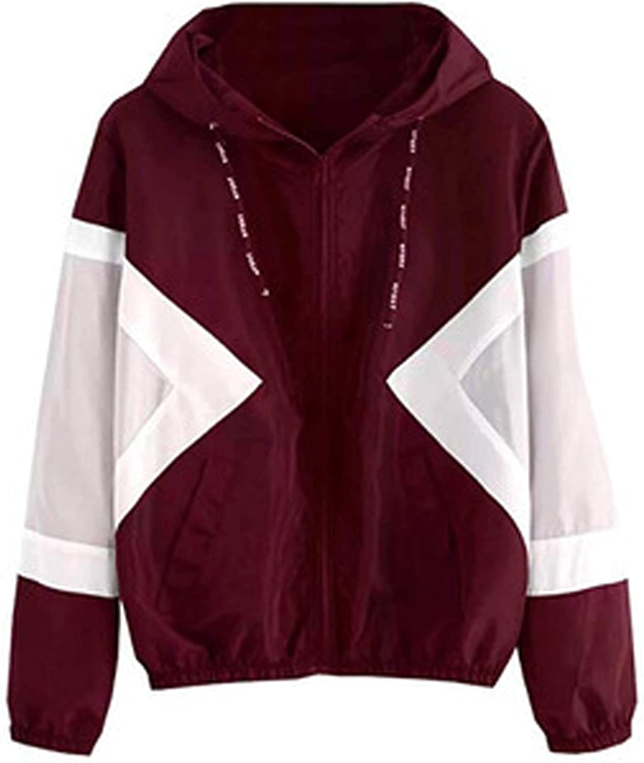 KIKX0DE Coats for Super beauty product restock quality top Inventory cleanup selling sale Women Winter Drawstring Sale Hoode Long Sleeve
