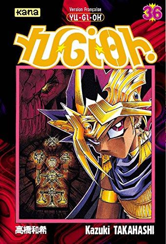 Yu-Gi-Oh ! Tome 36
