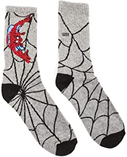 Vans Men/Kid's X Marvel Spiderman Crew Socks