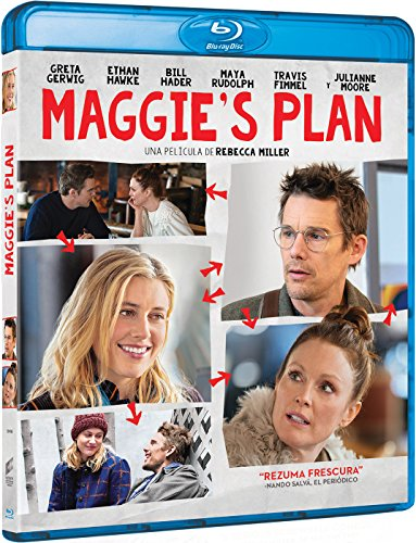 Maggie´s Plan [Blu-ray]
