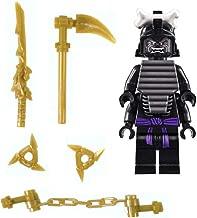 LEGO Ninjago Lord Garmadon 4 Arms by LEGO