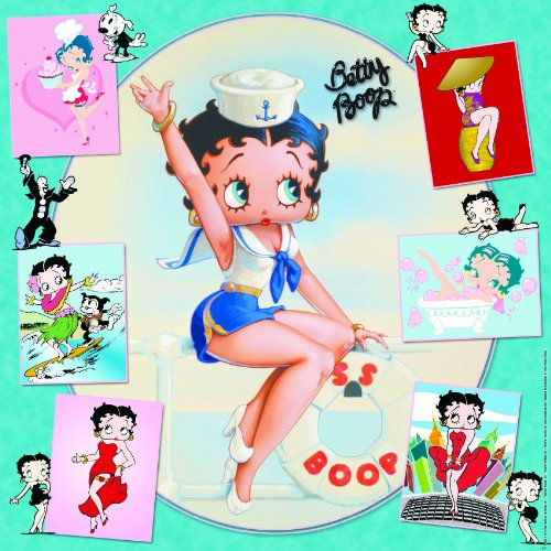 Otter House Betty Boop 1000 piece Jigsaw Puzzle