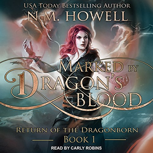 Marked by Dragon's Blood cover art