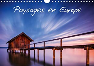 Paysages en Europe 2020: Decouvrez des paysages a couper le souffle en Europe. (Calvendo Places) (French Edition)