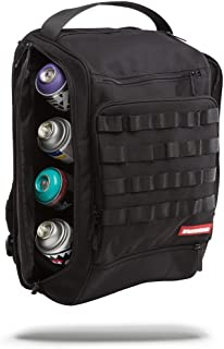 Sprayground Unisex Gub Utility Hawk Backpack Black