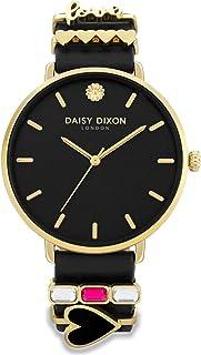 Daisy Dixon Womens Analogue Quartz Watch with PU Strap DD107BG