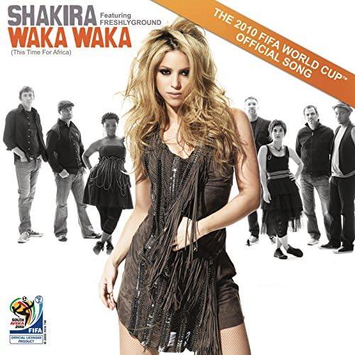 Shakira feat. Freshlyground