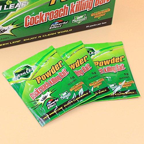 avis produit anti cafard professionnel Kikod Cockroach Green Palm House of Medicine Pest Control Inoffensif…