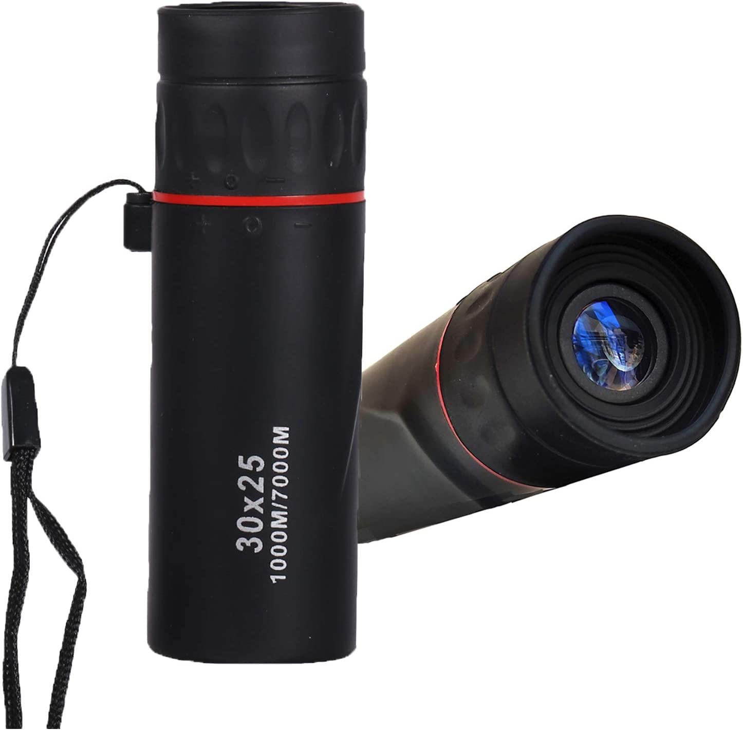 Limited time trial price V BESTLIFE Monoculars Telescope 30 x Black Opt 7X Waterproof 25 100% quality warranty!