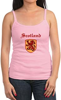 pink scotland top junior