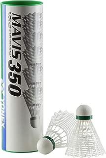Yonex Mavis 350 Nylon Fast White Shuttlecock