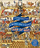 Stephen Biesty's Cross-Sections Man-of-War (Stephen Biesty Cross Sections)