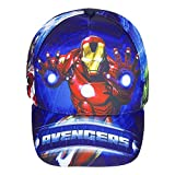 Marvel Kinder Avengers Kappe (52cm) (Blau)