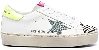 Golden Goose Luxury Fashion Donna GWF00118F00023180247 Bianco Pelle Sneakers   Ss21