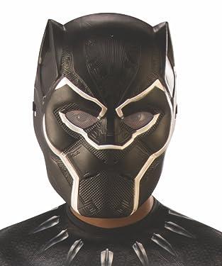 Marvel: Black Panther Movie Black Panther Child 1/2 Mask
