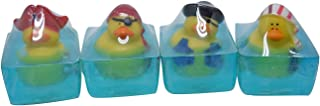 Heartland Fragrance  Handmade Glycerin Pirate Toy Soap Bar with a Gift Box, 5 oz (Pack of 4)