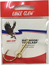Eagle Claw Tie/Hat Clip, Gold