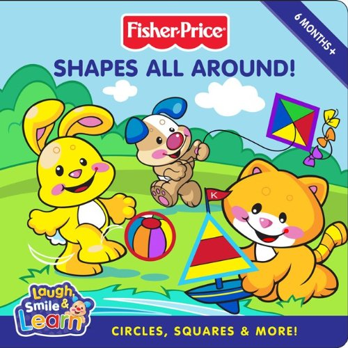 Price comparison product image Fisher-Price: Shapes All Around! (Fisher-Price Laugh