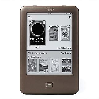 comprar comparacion Tolino Shine - E-Reader (15.24 cm (6
