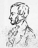 Richard Wagner (1813-1883). /Ngerman Composer. Pencil