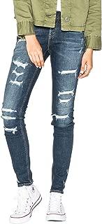 Women's Suki Curvy Fit Mid Rise Skinny Jeans