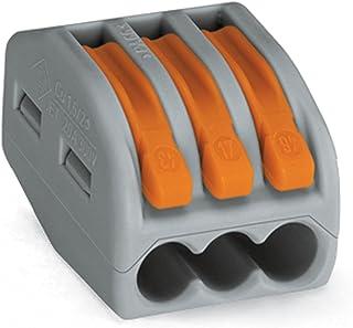Wago - 25 connecteurs miniatures 222-413