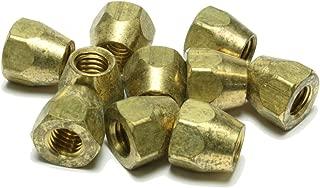 guitar parts Brass Truss Rod Nut for Gibson guitars 10/32 threads, 10 pcs