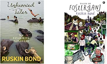 Unhurried Tales: My Favourite Novellas + Tales Of Fosterganj (Set of 2 Books)