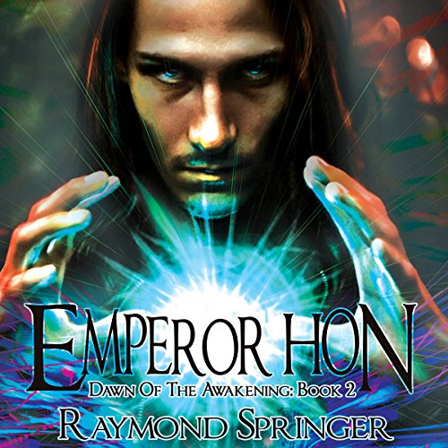 Emperor Hon audiobook cover art
