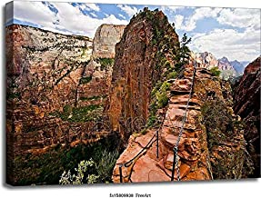 Angels Landing Best Hikes Zion National Park