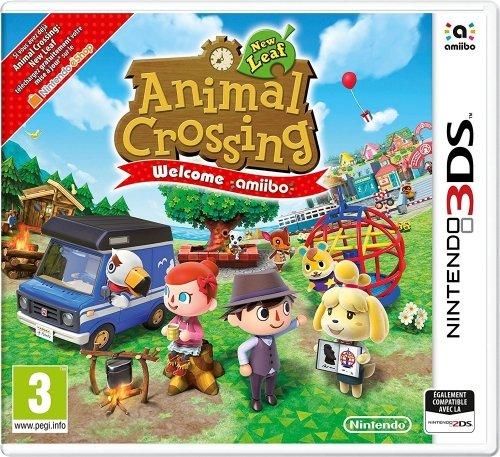 Nintendo Animal Crossing: New Leaf + Welcome Amiibo - Juego...