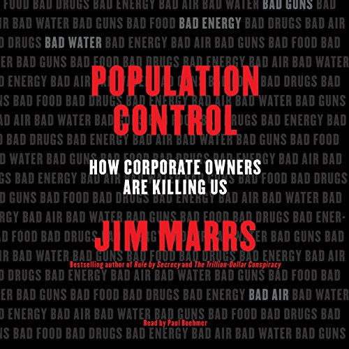 Population Control audiobook cover art