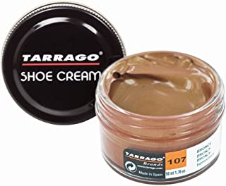 Tarrago Shoe Shoe Cream Jar 50Ml. Metallic Bronze #107