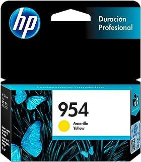 Cartucho de Tinta HP 954 Amarelo L0S56AB - HP, 954, Amarelo