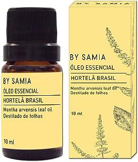 Óleo Essencial de Hortelã do Brasil 10 ml, By Samia, Multicor