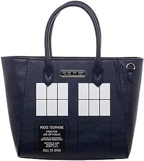 dr who tardis bag