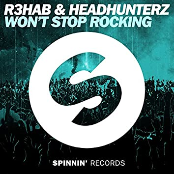 Won't Stop Rocking (Extended Mix)