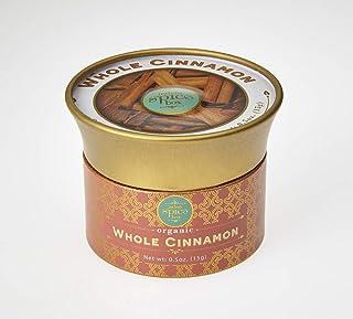 Indian Spicebox Organic Cinnamon, 15 g